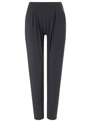 Phase Eight Evie Jersey Trousers Charcoal