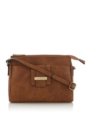 Ollie And Nic Evie Crossbody Tan
