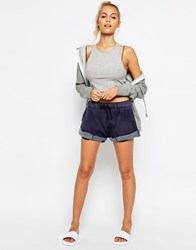 Wildfox Couture Wildfox Quentin Shorts Dirty Oxford Navy