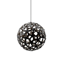 David Trubridge Coral Light Black 60Cm
