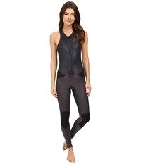 O'neill Cynthia Vincent Gingin Sleeveless Jane Black Women's Wetsuits One Piece
