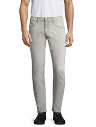 J Brand Mick Skinny Casual Pants Grey