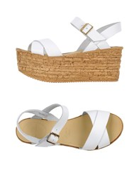 Fornarina Footwear Sandals Women White