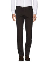 Guess By Marciano Casual Pants Dark Brown