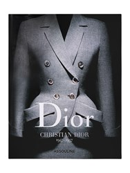 Assouline Dior By Christian Dior Book Multicolor