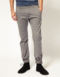 Dr. Denim Dr Donk Chino Grey