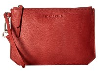 Liebeskind Inside S7 Blood Red Handbags