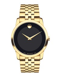 40Mm Museum Classic Watch Black Movado