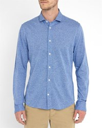 Tommy Hilfiger Blue Oxford Pr Shirt