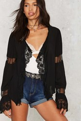 Into The Ether Crochet Lace Jacket