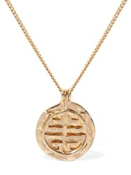 Givenchy 4G Gold Logo Necklace