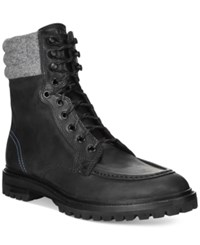 Cole Haan Judson Tall Boot Men's Shoes Black