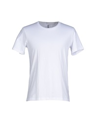 Moschino Underwear Undershirts White
