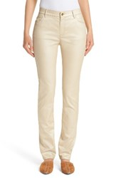 Lafayette 148 New York Women's Curvy Fit Skinny Jeans