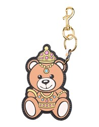 Moschino Couture Key Rings Brown