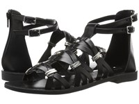 Volatile Roman Black Women's Sandals