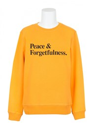 Soulland Sweat Peace And Forgetfulness Orange