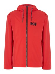 Helly Hansen Marstrand Rain Jacket Red