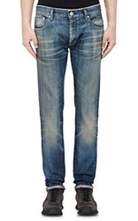 Earnest Sewn Men's Selvedge Dean Jeans Blue
