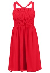 Dorothy Perkins Showcase Jolie Summer Dress Red