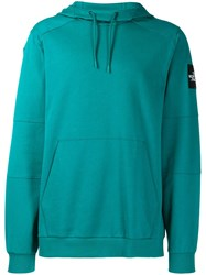 The North Face Back Logo Hoodie Green