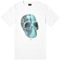 Paul Smith Large Skull Tee White