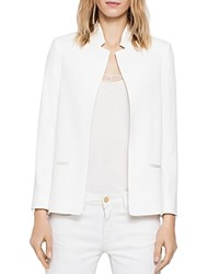 Zadig And Voltaire Volly Deluxe Blazer Ivory