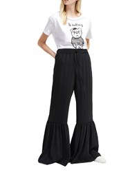 French Connection Aleida Suiting Trouser Black