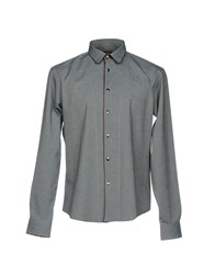 Montecore Denim Shirts Blue