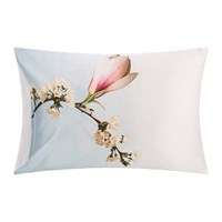 Ted Baker Harmony Pillowcase Set Of 2 Blue