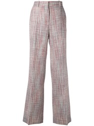 Celine Bootcut Tailored Trousers