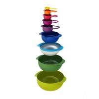 Joseph Joseph Nest Plus Set Of 9 Multicolour