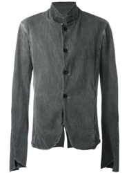 Lost And Found Ria Dunn Button Up Jacket Grey