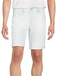 Ag Adriano Goldschmied Slim Five Pocket Shorts White