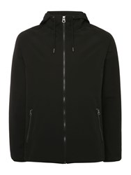 Label Lab Informer Hooded Jacket Black