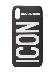 Dsquared Icon Rubber Iphone X Case Array 0X576c408