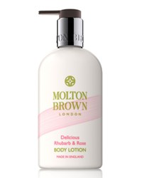 Delicious Rhubarb And Rose Body Lotion 300 Ml Molton Brown