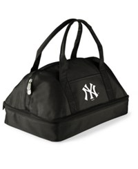 Picnic Time New York Yankees Potluck Carrier Black