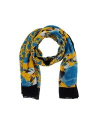 Marc By Marc Jacobs Accessories Scarves Yellow