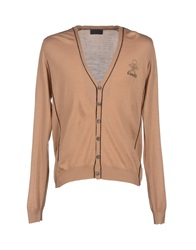 Richmond X Cardigans Camel