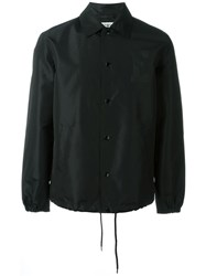 Edwin 'Coach' Jacket Black