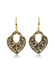 Alcozer And J Earrings Arabesque Earrings W Crystals