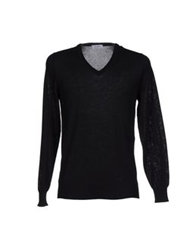 Cains Moore Sweaters Black