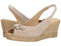 Eric Michael Tippi Beige Shoes