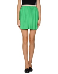 American Vintage Mini Skirts Green
