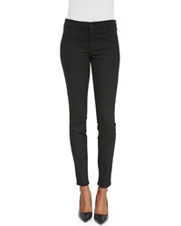 Cj By Cookie Johnson Joy High Rise Legging Jeans Black Women's