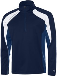 Galvin Green Men's Lennox Interface Jumper Blue