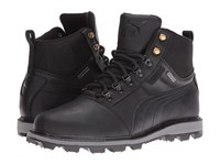 Puma Tatau Fur Boot Gtx Black Black Men's Boots
