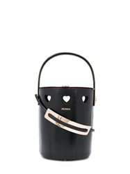 Perrin Paris Le Mini Seau Cut Out Bucket Bag 60