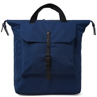 Ally Capellino Frances Ripstop Rucksack Blue